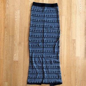 Twik High waisted Knit skirt